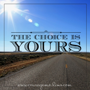 The choice is yours: God or Otherpeople
